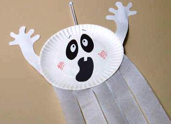 Поделки для хэллоуина с ребенком